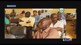 Gambella TV News - January 09, 2018